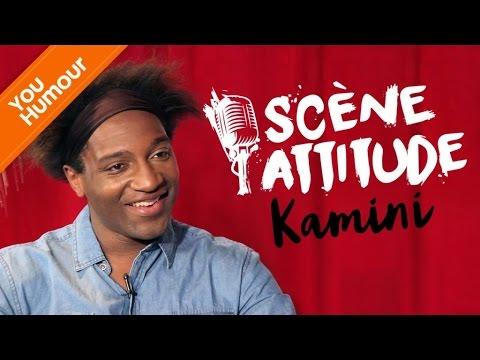 KAMINI - Scène Attitude