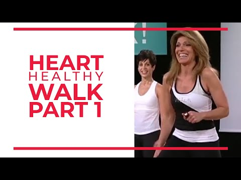 Walk at Home Heart Healthy Walk (Part 1)