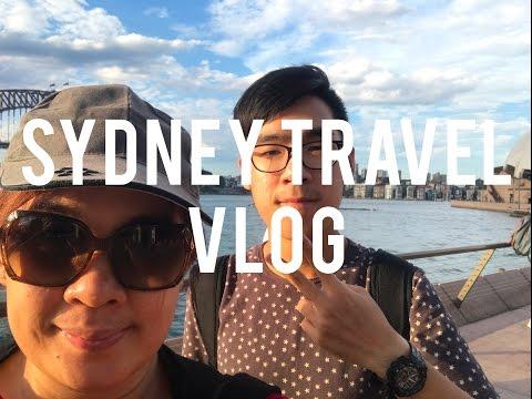 Sydney - Australia Travel VLOG