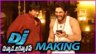 Duvvada Jagannadham Movie Making - Latest Working Stills   Allu Arjun   DJ Movie