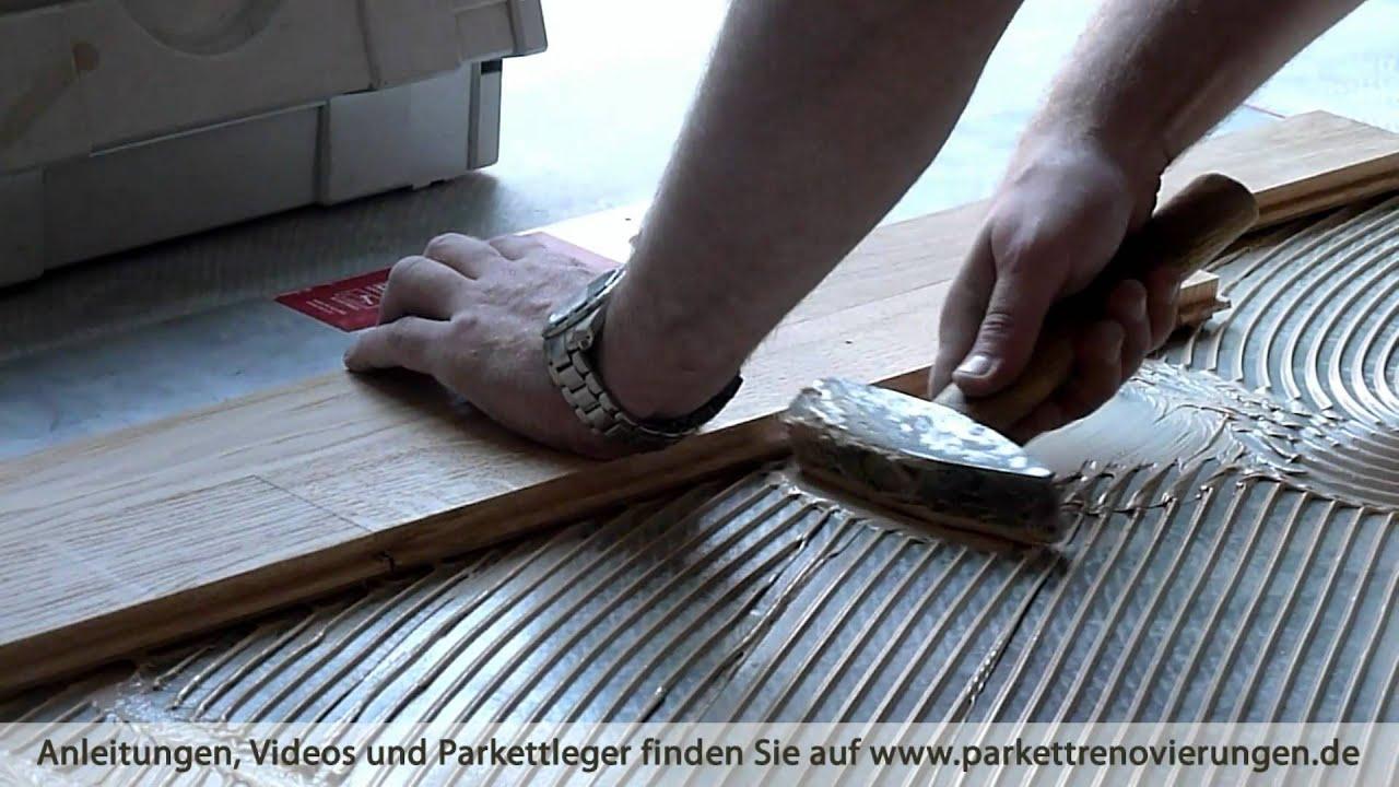 Parkett Verlegen Anleitung Cheap Parkett Verlegen Anleitung With