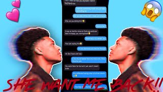 "LUH KEL ""Y.O.U"" LYRIC PRANK ON EX GIRLFRIEND (GONE RIGHT)"