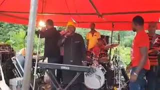 Young Jr Jerry's Performance On Stage Auchi Music Part 2