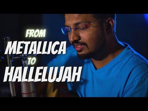 Journey of a GOSPEL MUSICIAN ( from METALLICA to HALLELUJAH  ) || Ebenezer Premkumar