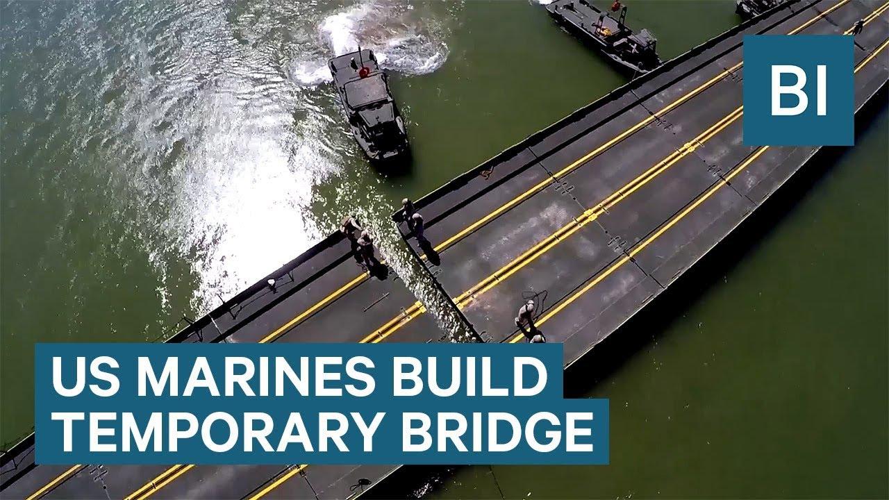 us-marines-built-a-temporary-bridge-across-the-colorado-river