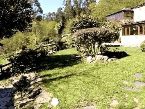 Marvelous working Rural Turism house in Ortiguiera for sale by Galician Country Homes
