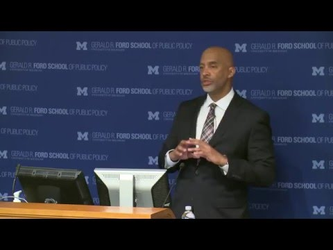 .@fordschool - Troy Harden: Race, violence, public policy and social trauma