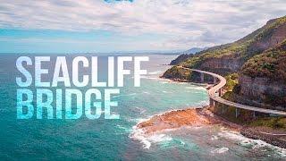 Sea cliff bridge - Sydney to Melbourne roadtrip day 1