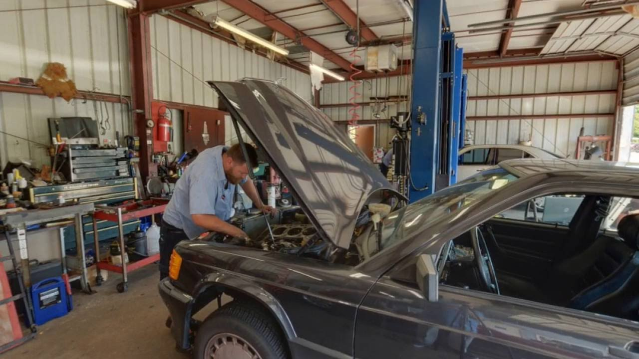 Mercedes Car Repair Delray Beach