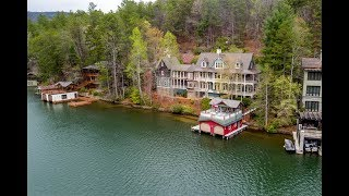 Lakefront Dream Home in Lakemont, Georgia