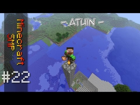 Minecraft - Atuin SMP - Ep. 022 - Maybe you have an idea? (HD)