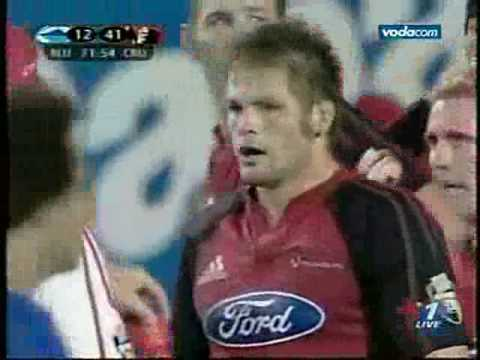 Incident - Ali Williams stamps on McCaw's head - 2005