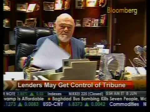 Lenders May Get Control Of Tribune - Bloomberg