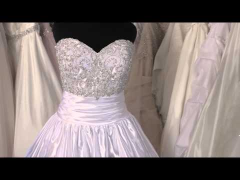 Examples of Different Shades of White for a Bridal Gown : Wedding Dresses & Fashion