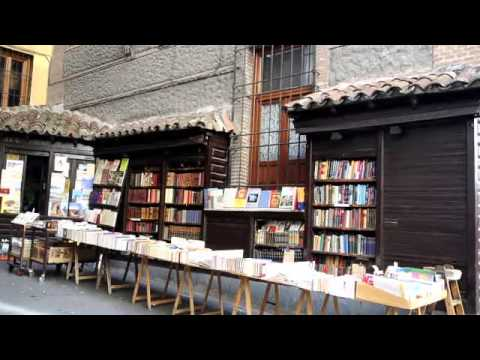 Information About The Old Bookshop of San Ginés in Madrid