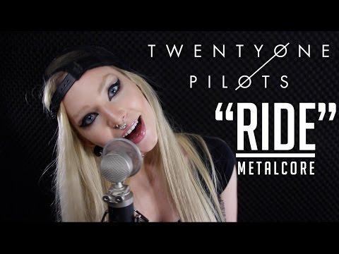 twenty one pilots - RIDE | METALCORE (feat. Jackie Knife)