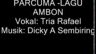 Parcuma Lagu Ambon Cover