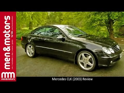 Mercedes CLK (2003) Review