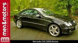 Mercedes CLK Class Cabriolet 2003 Videos