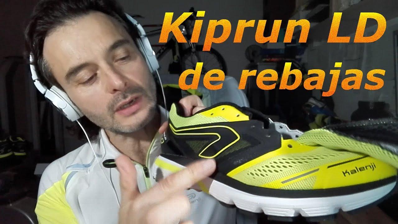 Poco Zapatillas Kiprun Hablamos Un Y De Rebajas Ld Asfalto 6fgYb7y