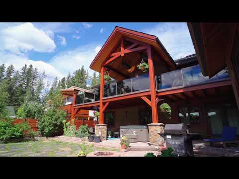 Alberta Real Estate Property Video Tour Production - 441 5 St, Canmore