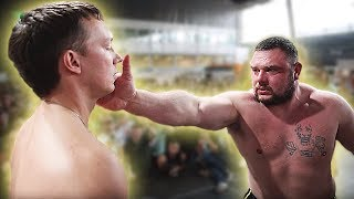 Russian Slapping Contests