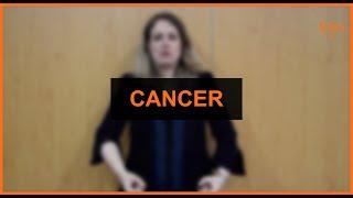 Santé - Cancer