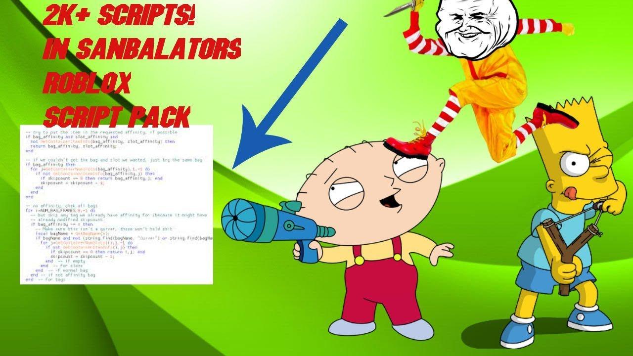 Lua C Roblox Scripts
