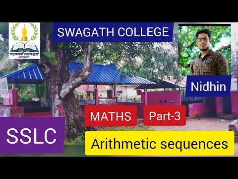 ARITHMETIC SEQUENCE. NIdinsir