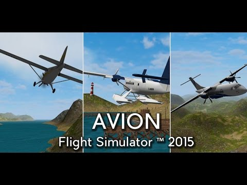Avion Flight Simulator u2122 2015 Android Gameplay (HD)