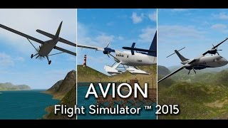 Avion Flight Simulator 2016