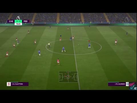 FIFA 17 - CHELSEA v MIDDLESBROUGH