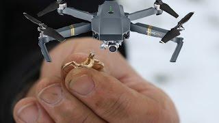 DJI MAVIC PRO! Found an Amazing Gold Ring Metal Detecting