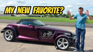 Everybody Should Buy A Plymouth Prowler And Do These Mods RIGHT NOW!
