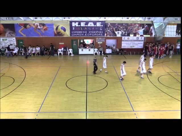 HellenicBF Video : Παναθηναϊκός-Ίκαρος Καλλιθέας 97-61 Δείτε τον τελικό του 42ου Πανελληνίου Πρωταθλήματος Εφήβων