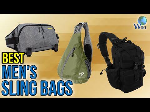 10 Best Men's Sling Bags 2017