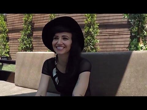 Lights Coachella Interview
