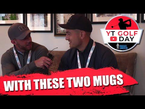 YouTube Golf Day ¦ Harry Flower's raw vlog