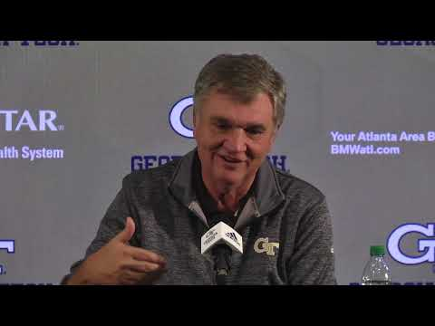 Paul Johnson and Todd Stansbury Press Conference
