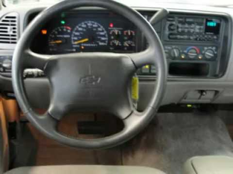 1996 Chevrolet Tahoe Lincolnwood Il