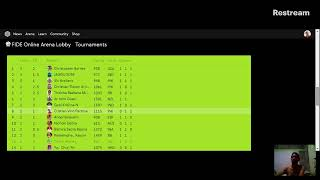 #395 Road to Chess Mastery :FIDE Online Rapid Rated Chess Tournament Game 1| Aug. 1, 2021