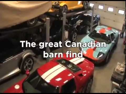 The Great Canadian Barn Find