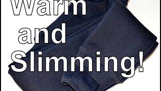 Winter Women S-XL Warm High Waist Elastic Leggings | Aliexpress Review