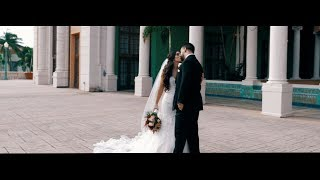 Miami Wedding Videography | Jeliena + Michael | The Biltmore Hotel Miami | 10.7.17