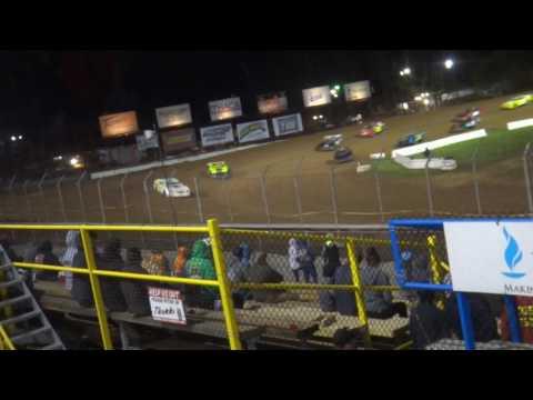 Lernerville Speedway Sportsman 4/21/17 Opening Night