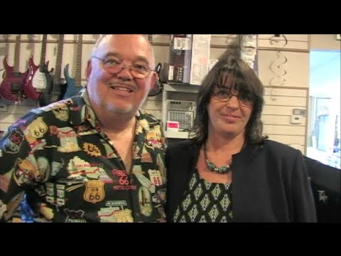 Barker's Music - Modesto Music Store - New Location Tour & Interview
