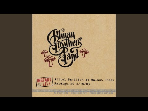 Instrumental Illness (Live at Alltel Pavilion at Walnut Creek, Raleigh, Nc, 8/10/2003)