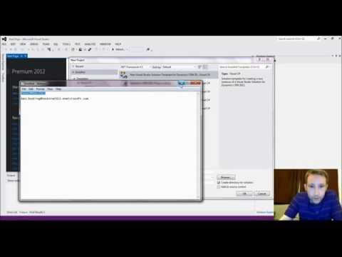 CRM 2013 - Setting up Developer Toolkit for Microsoft Dynamics CRM