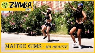 Maître Gims - Ma beauté | Zumba®/Fitness Dance @vuthaa chorégraphie