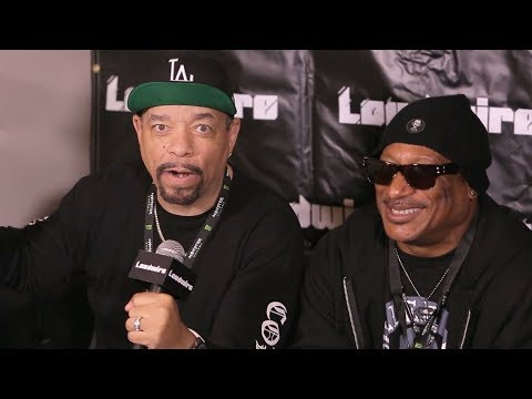 Ice-T on Next Body Count Album, Grammys, Pissing People Off + More